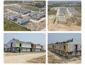 4 Bedroom Terraced Duplex, Oribanwa, Awoyaya, Ibeju Lekki, Lagos, Terraced Duplex for Sale