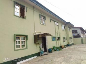 a Massively Built 4 Bedroom Flat., Off St Finbars Road, Akoka, Yaba, Lagos, Flat for Rent