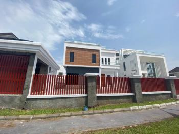 Luxury 5 Bedroom Fully Detached, All Rooms Ensuite,swimming Pool,etc, Pinnock Beach Estate, Osapa, Lekki, Lagos, Detached Duplex for Sale