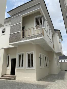 Super Brand New Well Finished 4 Bedroom Semi Detached, Chevron Drive Alternative, Idado, Lekki, Lagos, Semi-detached Duplex for Rent