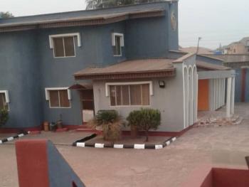 a 9 Bedroom Detached Duplex with 2 Bq on 1500sqm, Akute, Ifo, Ogun, Detached Duplex for Sale