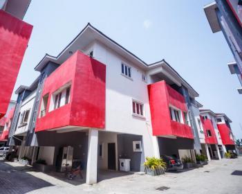 Newly Renovated 4 Bedroom Terraced House, Ikate Elegushi, Lekki, Lagos, Terraced Duplex for Rent