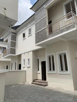 Brand New Fantastically Finished 4 Bedroom Semi-detached Duplex with Bq, Chevron Drive, Lekki Expressway, Lekki, Lagos, Semi-detached Duplex for Rent