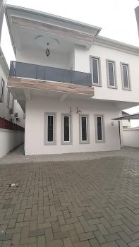 Brand New 4 Bedrooms Detached Duplex with a Bq and a Gate House, Off Orchid Road,second Tollgate, Lekki, Lagos, Detached Duplex for Rent