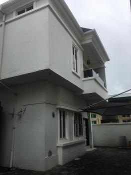 Luxury 4 Bedroom Fully Detached Duplex with a Room Bq, Chevron Alternative Route, Lekki Phase 2, Lekki, Lagos, Detached Duplex for Rent