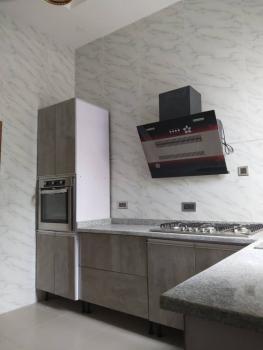 Self Service 4 Bedrooms Semi Detected Duplex with a Bq, Chevron Alternative, Idado, Lekki, Lagos, Semi-detached Duplex for Rent