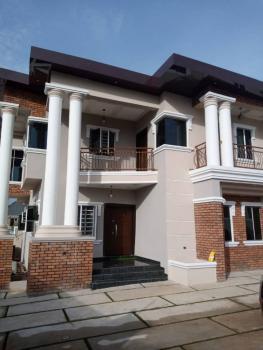 Luxury 4 Bedroom Detached Duplex, Vanguard Road, Opposite International Airport, Asaba, Delta, Detached Duplex for Sale