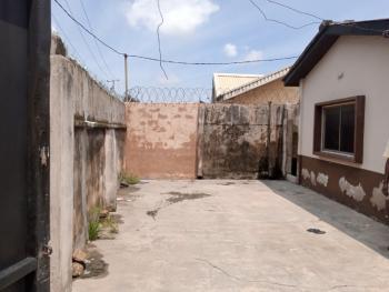 a 3 Bedroom Bungalow Detached Plus Large Space at The Rear, Raqas Balogun Street, Adeniran Ogunsanya, Surulere, Lagos, Detached Bungalow for Rent