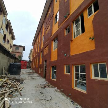 Newly Renovated Spacious Mini Flat Upstairs Fens Gate in Secured Place, a Very Secured and Decent Environment at Philip Olusosun Oregun Ikeja, Oregun, Ikeja, Lagos, Mini Flat for Rent