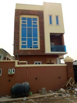 Newly Built Luxury & Spacious 5 Bedroom Fully Finished and Fully Service, Adeniyi Jones, Ikeja, Lagos, Detached Duplex for Rent