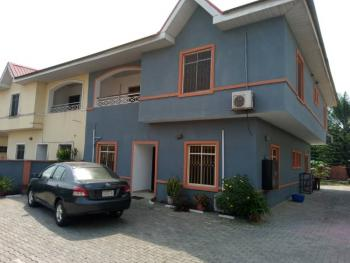 Beautiful New Renovated 4 Bedroom Semi Detached House, Sangotedo, Ajah, Lagos, Semi-detached Duplex for Sale