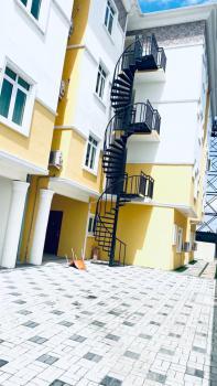 Service 2 Bedroom Flat, By Conoil Fuel Station, Ikate Elegushi, Lekki, Lagos, Flat for Rent