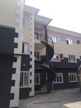an Executive Brand Newly Built Ensuites 3 Bedroom  with Bq, Atunrase Estate.off Express Way, Medina, Gbagada, Lagos, Flat for Rent