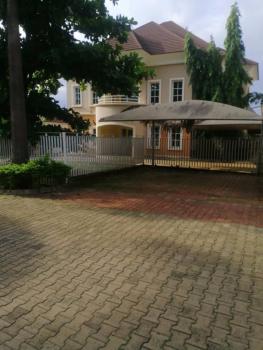 3 Units of 5 Bedroom Detached Duplex  Sitting on 5000sqm Land, Ecowas Area, Asokoro District, Abuja, Detached Duplex for Sale