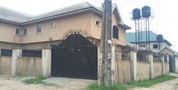 3 Bedroom Flat, Behind Winners Church, Osubi, Warri, Delta, Flat for Rent