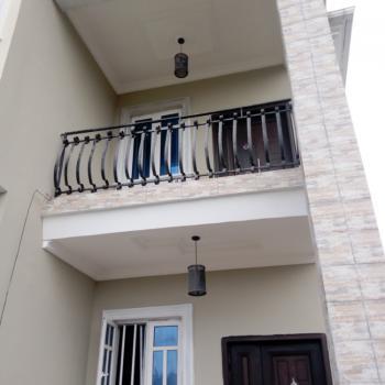 Brand Two Bedroom Apartment, Estate After Blenco Supermarket, Lekki Phase 2, Lekki, Lagos, Flat for Rent