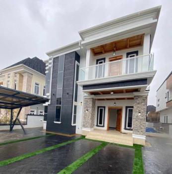 Luxury 5 Bedroom Detached Duplex with Swimming Pool, Gym House and Bq, Lekki County Homes, Megamound Estate, Ikota, Lekki, Lagos, Detached Duplex for Sale