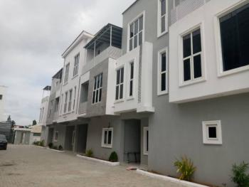 New 4 Bedroom Terrace (water Front), Lekki Phase 1, Lekki, Lagos, Terraced Duplex for Sale