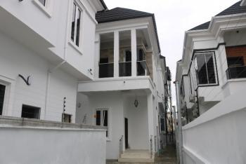Luxury Newly Built 4 Bedroom Semi-detached Duplex, Santos Gardens, Lekki Phase 2, Lekki, Lagos, Semi-detached Duplex for Sale