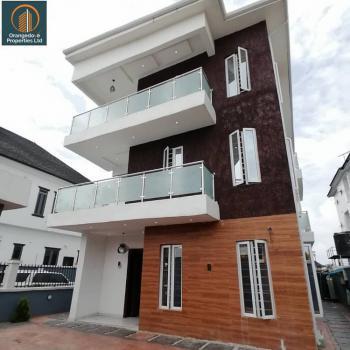 4 Bedroom Luxury Home + Bq, Chevron, Lekki Phase 2, Lekki, Lagos, Detached Duplex for Sale