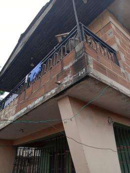 6 Flat on Half Plot, Facing Ekoro Road, Abule Egba, Agege, Lagos, Detached Duplex for Sale