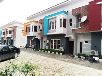 Luxurious 4 Bedroom Duplex, Sandworth Estate, Jericho Villa Area, Abraham Adesanya, Ajiwe, Ajah, Lagos, Semi-detached Duplex for Rent