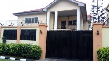 Well Maintained 4 Bedroom Detached House with 2 Room Staff Quarters, Trans Amadi, Port Harcourt, Rivers, Detached Duplex for Rent
