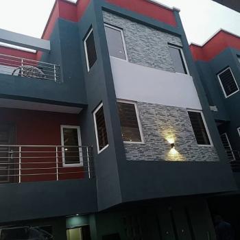 Magnificent 4 Bedroom, Close to Fola Jinadu, Gbagada Phase 2, Gbagada, Lagos, Terraced Duplex for Sale