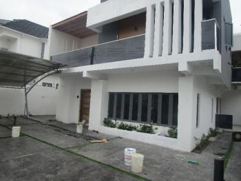 Luxury 4 Bedroom Detached Duplex with Excellent Facilities, Chevron Drive, Lafiaji, Lekki, Lagos, Detached Duplex for Sale