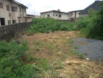 60 By 130 Size of Land Fenced with Gate, Karaoke Estate Off College, Ogba, Ikeja, Lagos, Residential Land for Sale