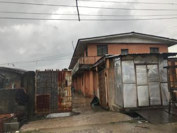 a Tenement Building on 2 Floors Ideal for Redevelopment, Off Ilaje Road, Bariga, Bariga, Shomolu, Lagos, House for Sale