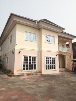 Executive 5 Bedroom Duplex with Federal Light on 2 Plots, G. Uke Road Eliozu Farm Road, Eliozu, Port Harcourt, Rivers, Detached Duplex for Sale
