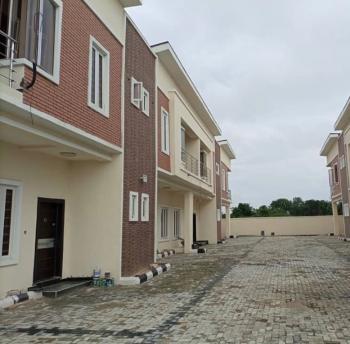 Brilliantly Finished 4 Bedroom Terrace Duplex, 2nd Toll Gate, Lekki, Lagos, Terraced Duplex for Sale