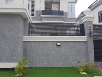 4 Bedroom Semi Detached Duplex with Bq, Chevron Alternative, Lekki Phase 2, Lekki, Lagos, Semi-detached Duplex for Rent
