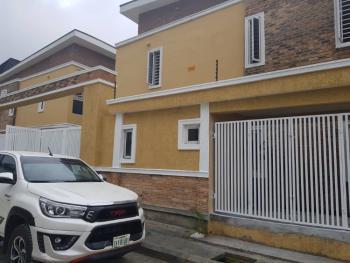 4 Bedroom Terrace Duplex with Bq, Chevron Alternative, Lekki Phase 2, Lekki, Lagos, Terraced Duplex for Sale