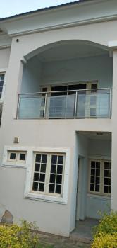 Serviced 3 Bedroom Terrace Duplex with Bq, Jabi, Abuja, Terraced Duplex for Rent