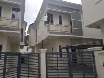 Tasteful 4 Bedroom Fully Detached with Bq, Chevron Alternative, Lekki Phase 2, Lekki, Lagos, Detached Duplex for Rent