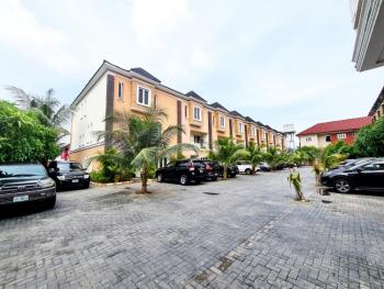 Well Finished 4 Bedroom Terrace Duplex with Swimming Pool, Osapa, Lekki, Lagos, Terraced Duplex for Rent