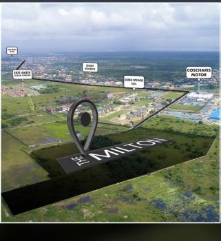 Milton Estate, 100% Dry with C of O Title, Beside Coscharis Motor & Green Spring School, Awoyaya, Ibeju Lekki, Lagos, Residential Land for Sale