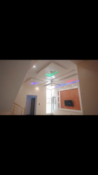 Smart 4 Bedroom All Ensuit Semidetached Duplex, Orchid Road, Victoria Island Extension, Victoria Island (vi), Lagos, Semi-detached Duplex for Sale