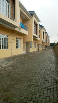 Newly Built 4 Bedroom Duplex, Oral Estate, Chevron Tollgate, Lekki, Lagos, Terraced Duplex for Rent