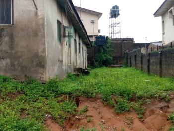 2 Bedroom Flat and 4 Mini Flats on a 648sqm, Off Anipupo Street, Oke-ira,, Ogba, Ikeja, Lagos, Residential Land for Sale