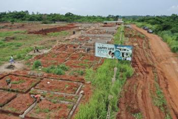 Affordable Plots of Land, Happy Life Estate, Mowe Ofada, Ogun, Residential Land for Sale