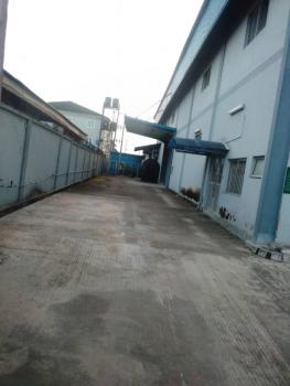 a Standard Bay Warehouse Measuring 1,000sqm, Matori Industrial Estate, on Fatai Atere Way, Mushin, Lagos, Warehouse for Rent