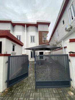 4 Bedroom Fully Detached House with a Bq, Chevron, Lekki Expressway, Lekki, Lagos, Detached Duplex for Rent
