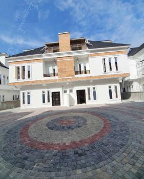 4 Bedroom Semi-detached Duplex, 2nd Toll Gate, Lekki Phase 2, Lekki, Lagos, Semi-detached Duplex for Sale