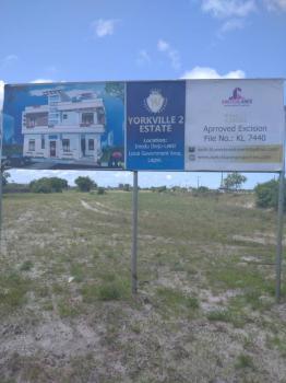 Land, Imedu, Yorkville Estate 2, Ibeju Lekki, Lagos, Mixed-use Land for Sale