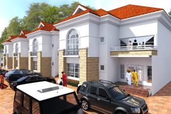 Grandeur 3 Bedroom Terrace Duplex + 1 Room Bq, By The Kubwa Fha Bridge, Karsana, Abuja, Terraced Duplex for Sale