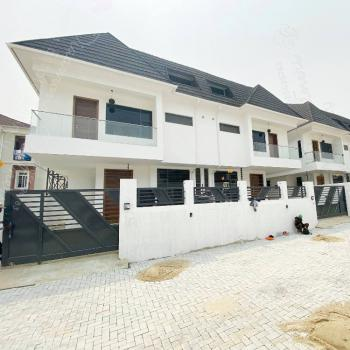 4 Bedroom Semi Detachd Duplex, Idado, Lekki, Lagos, Semi-detached Duplex for Sale