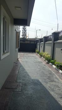 Four (4)-bedroom Semi Detached with a Room Servant Quarter, Off Oduduwa Cresent, Ikeja Gra, Ikeja, Lagos, Semi-detached Duplex for Rent